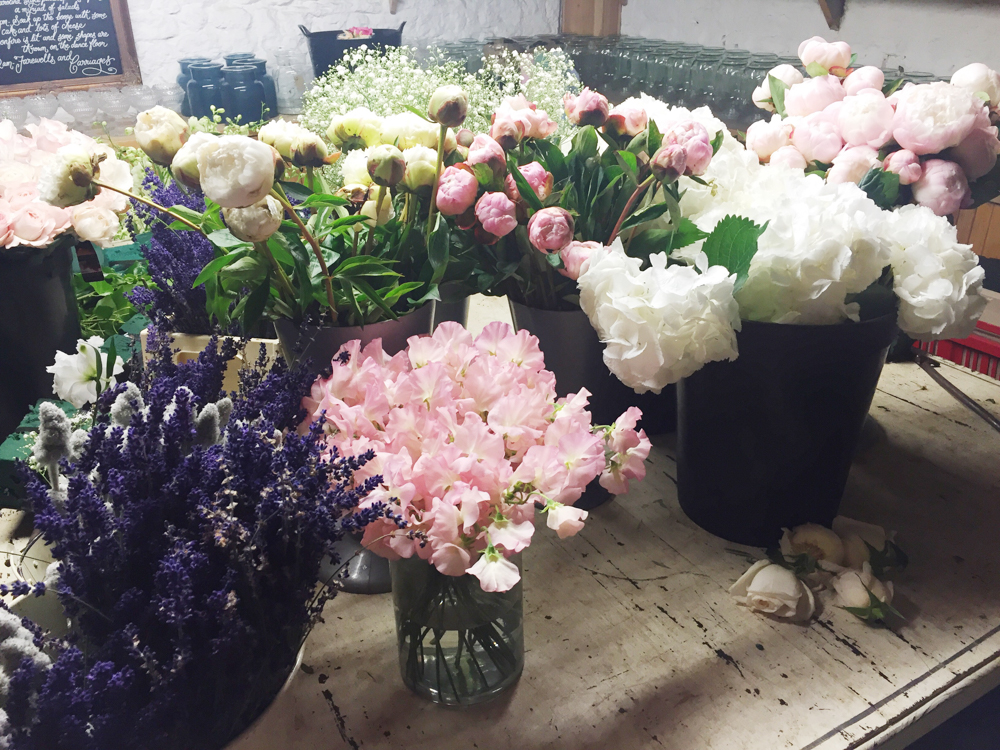Becoming a florist with Flowers by Passion