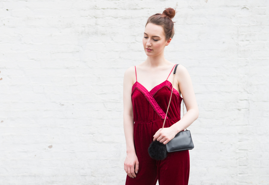 That time I dressed up like a red velvet cupcake…