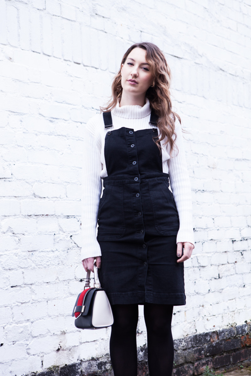 The £22 Dungaree Dress I Can't Stop Wearing