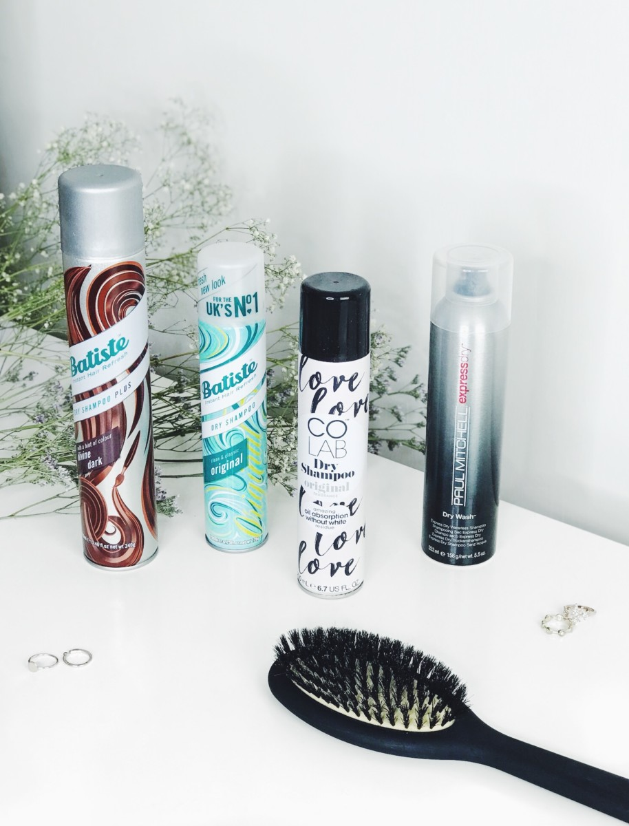4 Dry Shampoos For Fine Hair