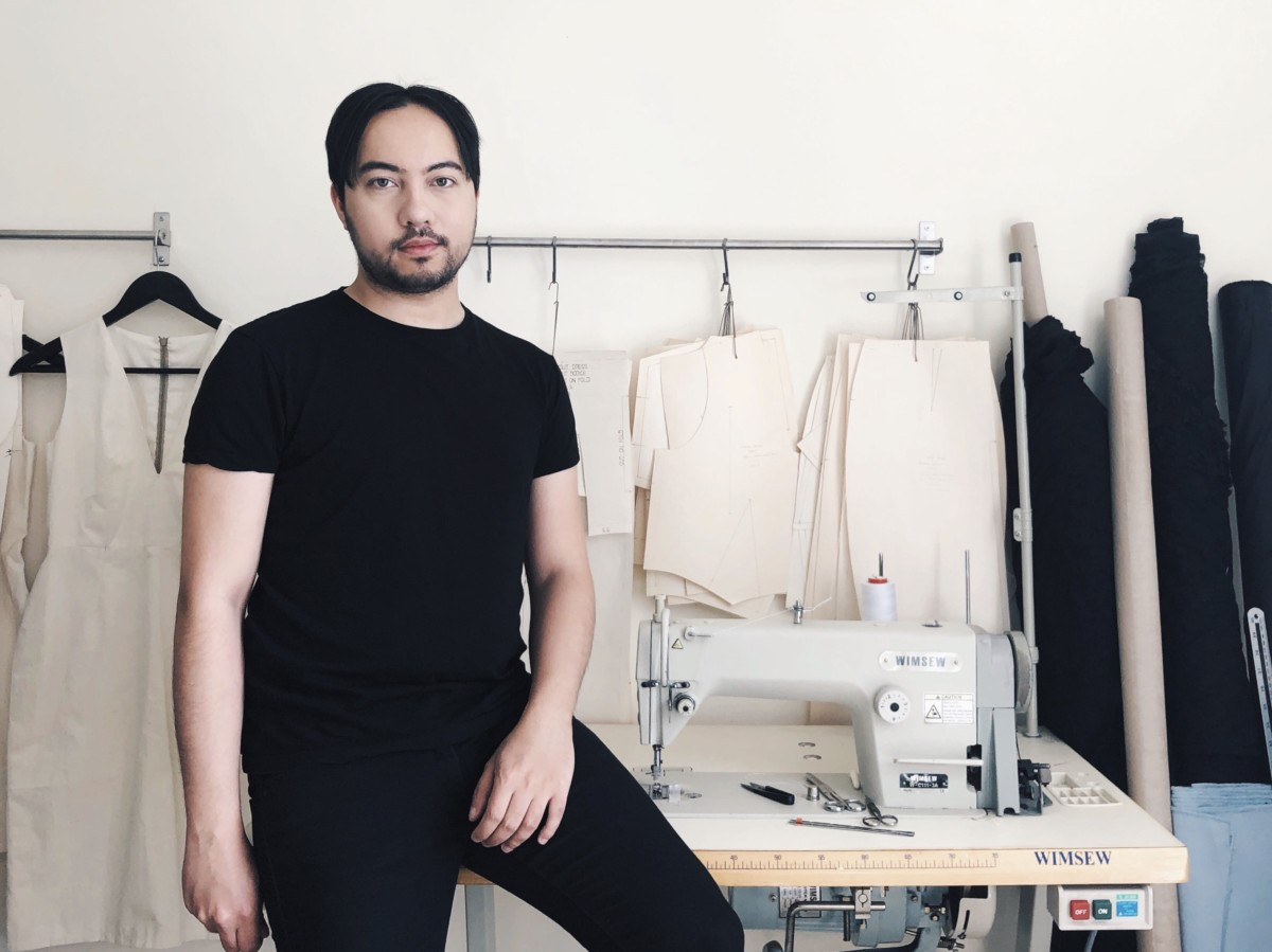 An Interview With Couture Designer Tobias Malfoy