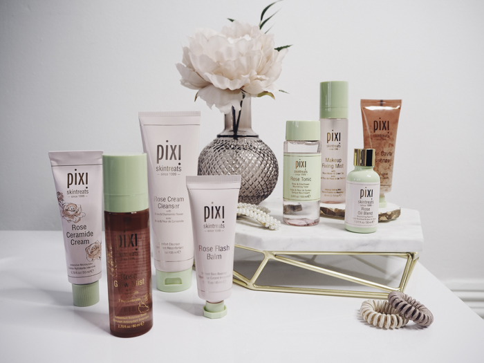 How To Use Every Single Pixi Rose Product